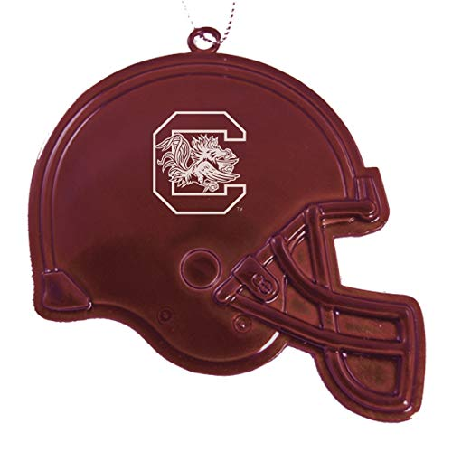 University of South Carolina - Chirstmas Holiday Football Helmet Ornament - Burgundy