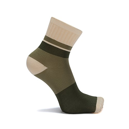Big Boys Cotton Seamless Socks Crew Atheletic Sport Socks for Kids 6 Pack 10T/11T/12T/13T by HowJoJo (Image #2)