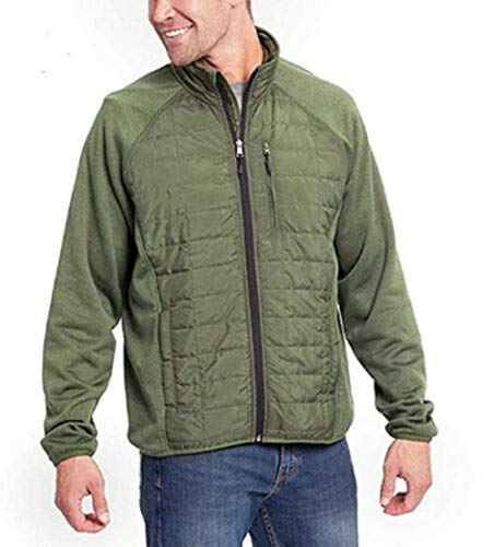 - Orvis Men's SNO-Bird Hybrid Jacket (XXL, Green)