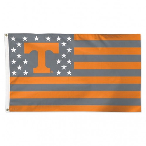 WinCraft NCAA University of Tennessee 13428115 Deluxe Flag, 3′ x 5′ For Sale