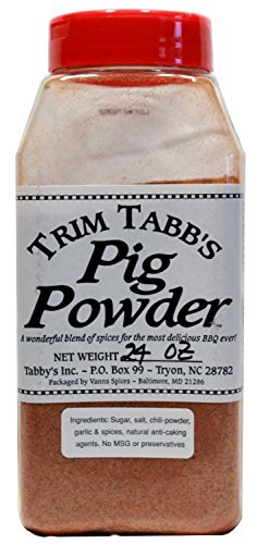 Rub Trim - Trim Tabb's Pig Powder (Large)24 oz