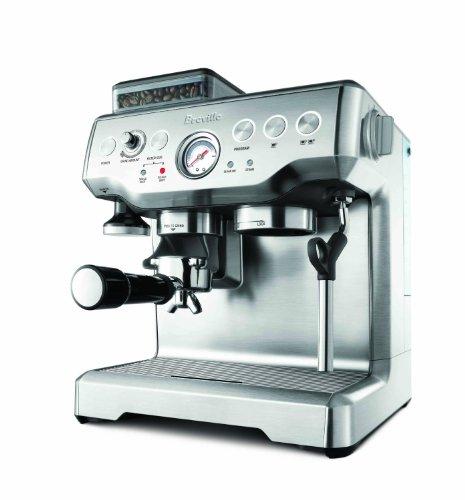 Breville BES870XL Barista Express Espresso Machine image