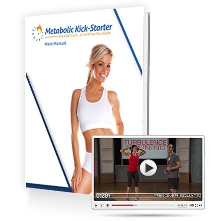 Metabolic Kick-Starter (Fastest Way To Get Abs In A Week)