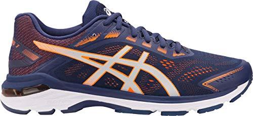 s Running Shoes, Indigo Blue/Shocking Orange, 8.5 M US ()