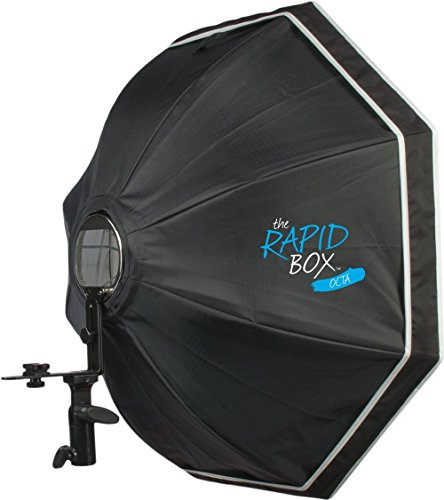 - Westcott 26 inch Octagonal Rapid Box