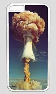 Army Atomic Bomb Thanksgiving Easter PC Transparent Case for Masterpiece Limited Design iphone 6 pluse by Cases & Mousepads