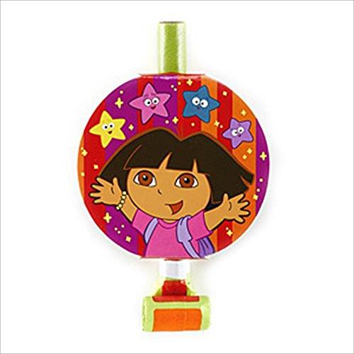 Dora the Explorer 'Star Catcher' Blowouts / Favors