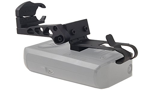 BlendMount BNR-2027 Corvette C7 Aluminum Radar Detector Mount for Uniden R1/R3. Patented Design - Made in USA - Looks Factory Installed