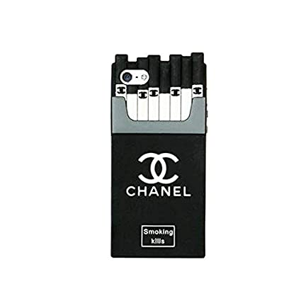 finest selection cb3f1 51b34 iPhone Samsung Chanel Cigarette Smoking Kills Case (iPhone 6/6S ...