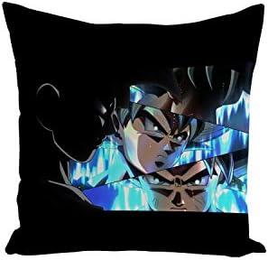Fabulous Funda de Cojín Dragon Ball Super Determinado Son ...