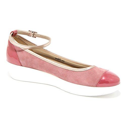 Fashion 86 Zeppa Donna 85790 Women Hogan Scarpa H Shoes Ballerina 7FXxw6P