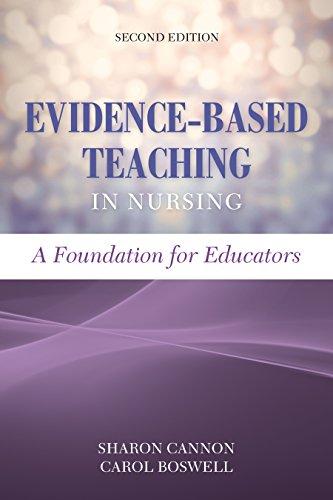 Download Evidence-Based Teaching in Nursing Pdf