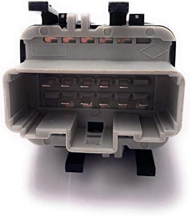 Univcar Bonton de l/ève vitre AVG Renault Clio 3 Modus 8200214939