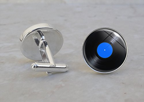 33-1-3-rpm-microgroove-vinyl-record-925-sterling-silver-cufflinks