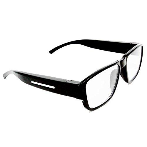 e969456306 Amazon.com   Lawmate Covert Hidden Camera Clear Spy Cam Glasses PV-EG20CL    Camera   Photo