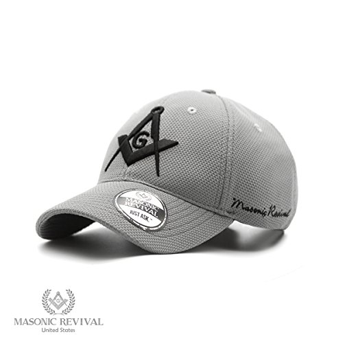 Masonic Revival - Gris Black Cap