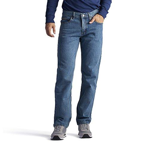 - LEE Men's Regular Fit Straight Leg Jean, Wylie, 35W x 30L