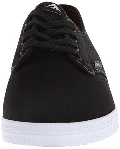 Emerica WINO 6101000088 - Zapatillas de skate de ante para hombre Schwarz