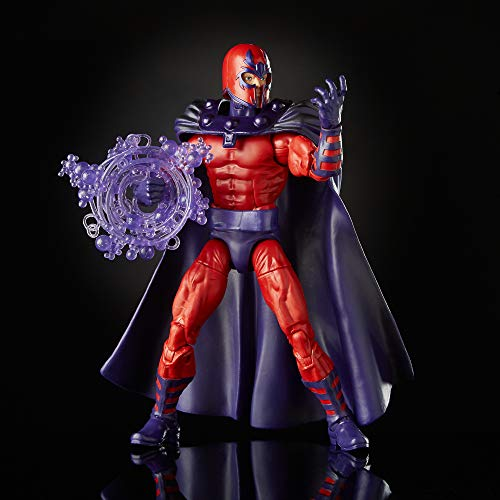 "Marvel Legends Series 6"" Family Matters 3 Pack with Magneto, Quicksilver, & Scarlet Witch Action Figures (Amazon Exclusive)"
