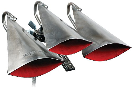 Rhythm Tech MW TTB Triple Timbale Bell by Rhythm Tech