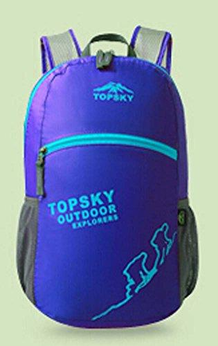 Outdoor Rucksäcke Folding Camping Rucksäcke Reit Taschen 20L
