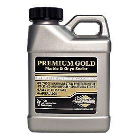 Superior Chemicals Superior Premium Gold Sealer For Marble