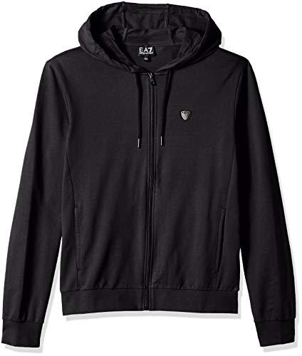 68f9fd215e3 Ea7 emporio armani hoodies the best Amazon price in SaveMoney.es