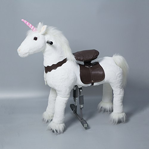 ufree-horse-action-pony-ride-on-toy-mechanical-moving-horse-giddyup-for-children-3-to-9-years-old-he