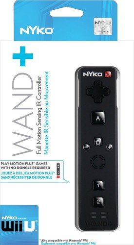Nyko Wii WAND Full Motion Sensing IR Controller (colors may vary)
