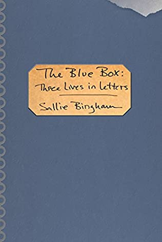 book cover of The Blue Box