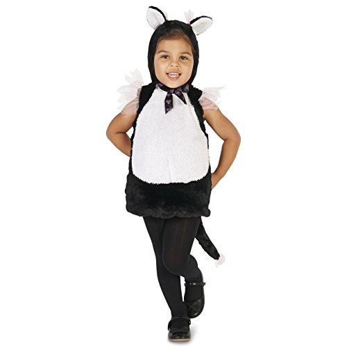 Posh Kitty Princess Cat Toddler Costume (White Kitty Cat Costume)