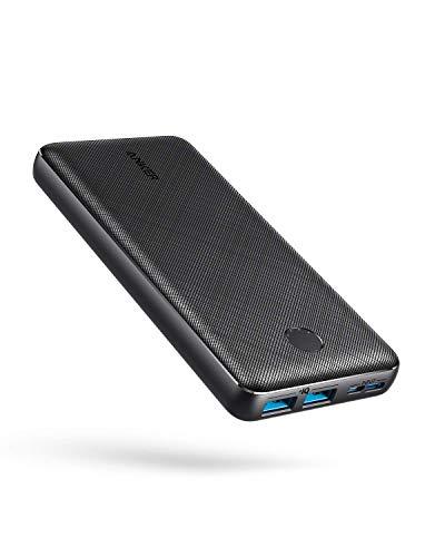 Powerbank Anker PowerCore Essential, 20000 mAh externe accu met PowerIQ technologie en USB-C ingang, enorme…