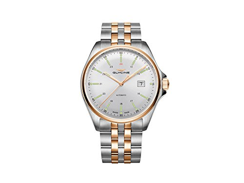 Glycine Combat 6 Automatic Silver Dial Men s Watch GL0104