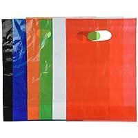 Bolsas de plástico de colores surtidos (50 pc)