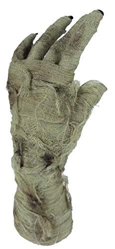Craig Bachman 11' Haunted Mummy Hand Halloween Decor