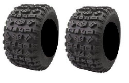 Pair Tech Rear 18x10 8 Tires