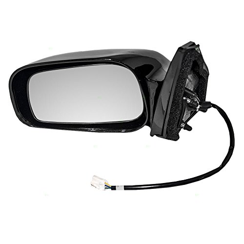 (Drivers Power Side View Mirror Ready-to-Paint Replacement for Toyota Pontiac 87940-02411-C0 AutoAndArt)
