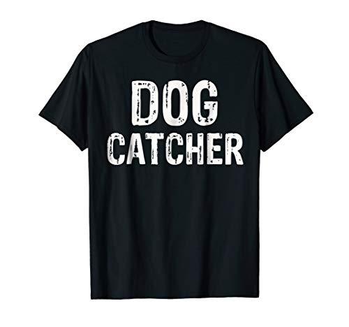 Halloween Dog Catcher Costume T-Shirt -