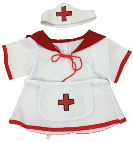 Nurse Outfit Fits Most 14