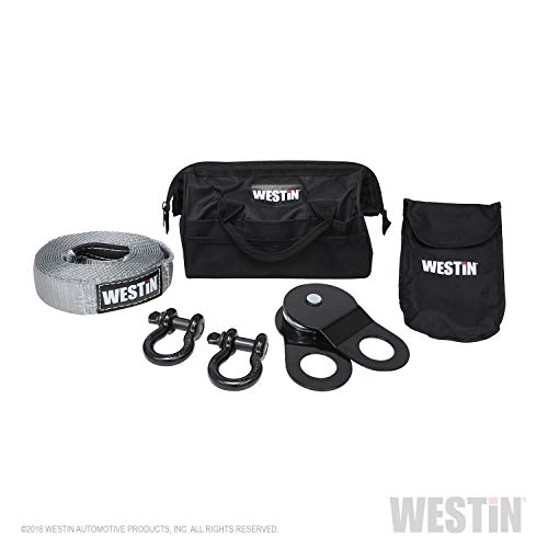 T-MAX 47-3200 Winch Recovery Accessory Kit with Logo