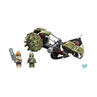 LEGO Chima Crawley Claw Ripper 70001: Toys & Games