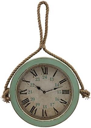 Imax 18307 Burton Coastal Wall Clock