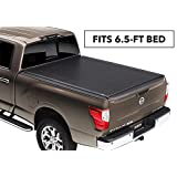 """TruXedo Lo Pro Soft Roll-up Truck Bed Tonneau Cover 