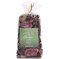 Hosley Lavender Potpourri Bag, 4 Oz. Inf...