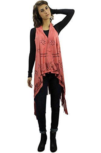 Gypsy Leather Vest - 6