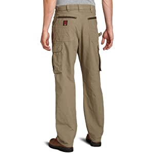 Wrangler Men's Riggs Big and Tall Cleaning Pant-back