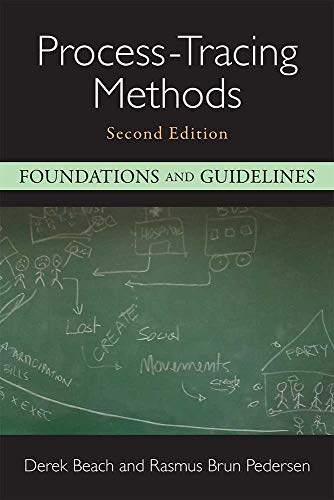 Process-Tracing Methods: Foundations and Guidelines
