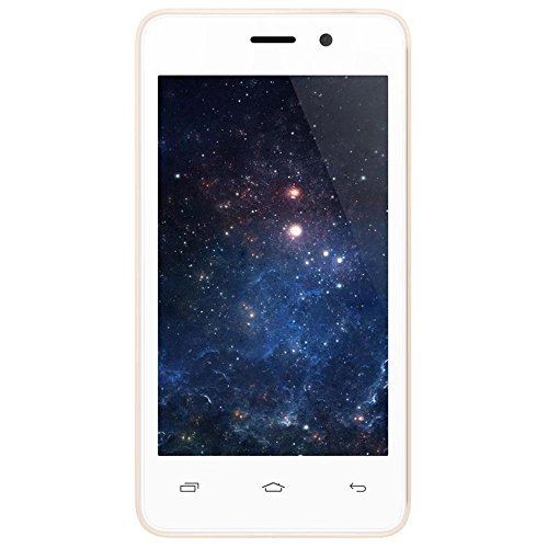 Micromax Bolt Q326 Plus  White, 8 GB