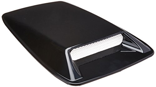 Performance Style Hood Scoops - Spyder Auto HS-9601B Hood Scoop