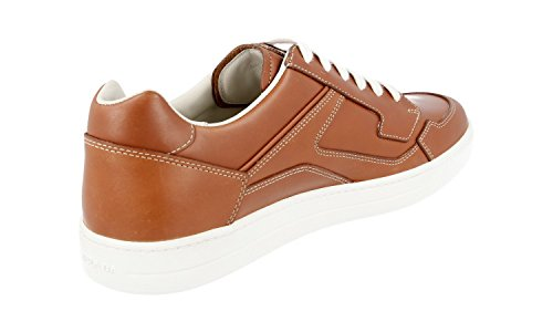 Prada Men's 4E2797 OCV F0050 Leather Trainers/Sneaker low price cheap online best wholesale for sale clearance fashion Style rlkDMH